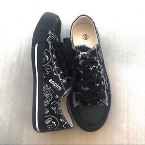 UNISEX Science Converse like Sneakers